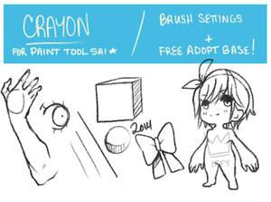 Crayon for SAI