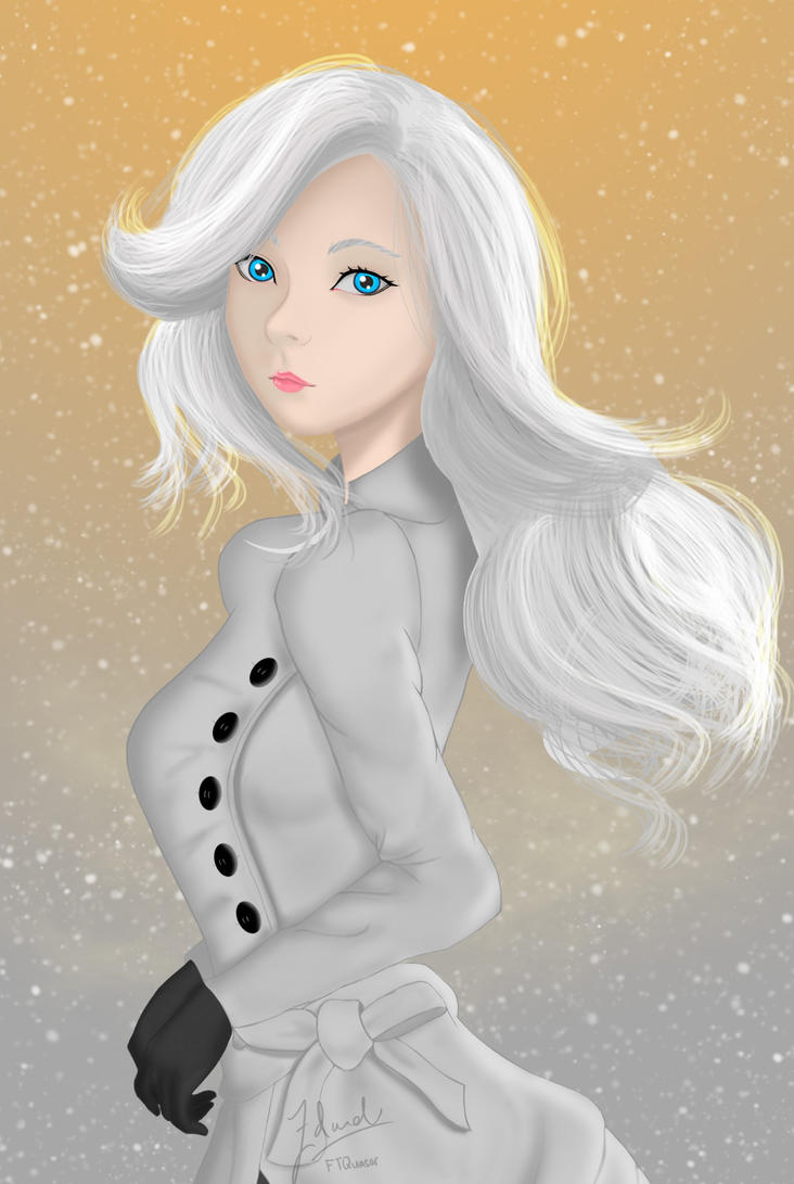 Snow Grace by FTQuasar