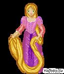 Contest Prize: Rapunzel Pixel