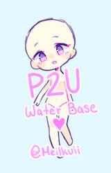 [P2U] Water Base by meilkuii