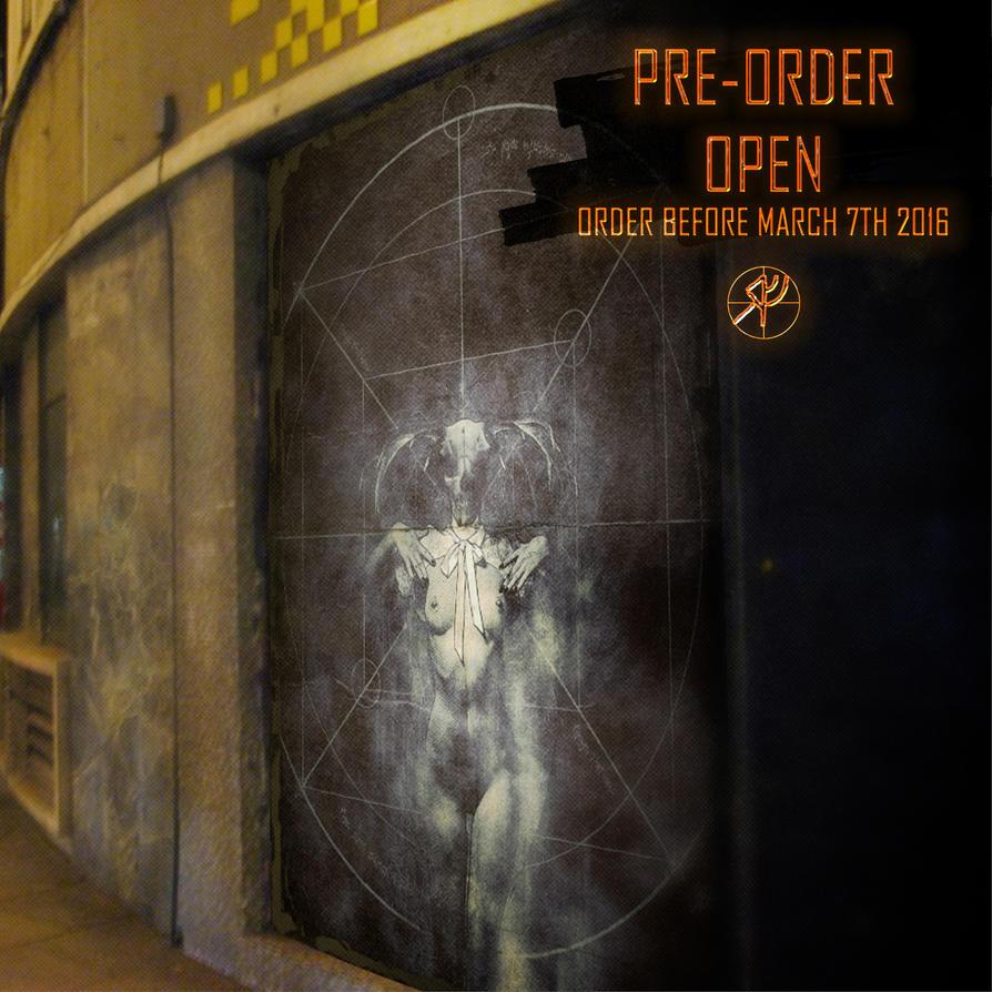 Pre-order ad by RikuForsman