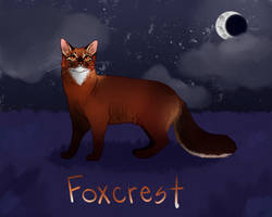 Foxcrest by PatchyFallenstar