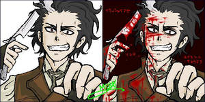 Sweeney todd: before, after by MIUX-R