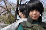 Neji and Lee 3