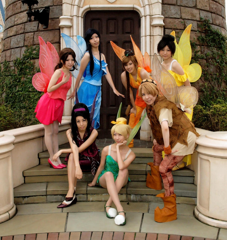 Disney Halloween 2011 by MIUX-R