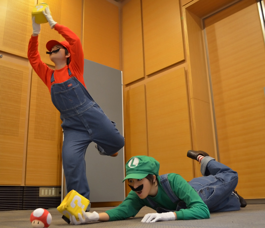 Mario bros 2 by MIUX-R