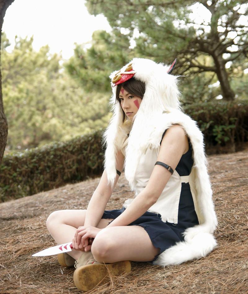 Me as San 9 by MIUX-R