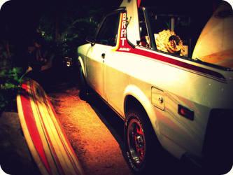 Late Night Tide Ride by beeayoutifullove