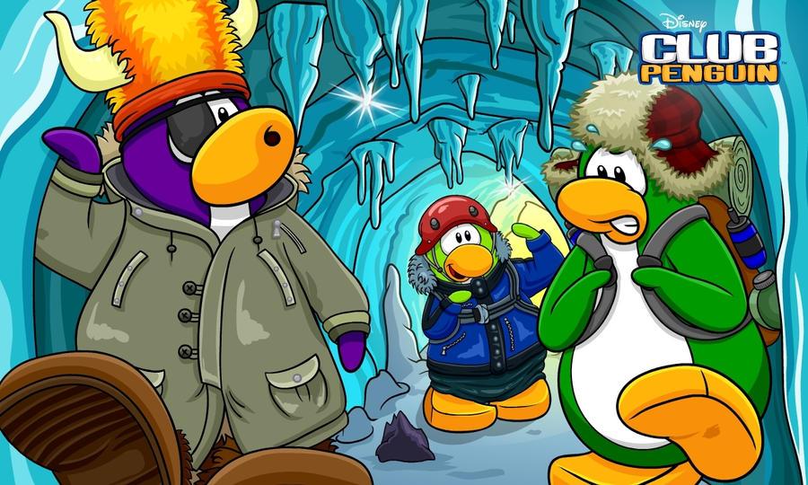 H Club Penguin Club Penguin Wallpaper 2 by