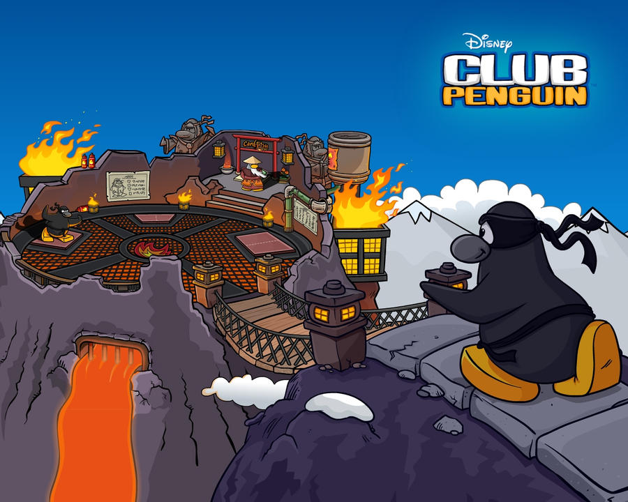 penguin wallpapers. Club Penguin Wallpaper 6 by