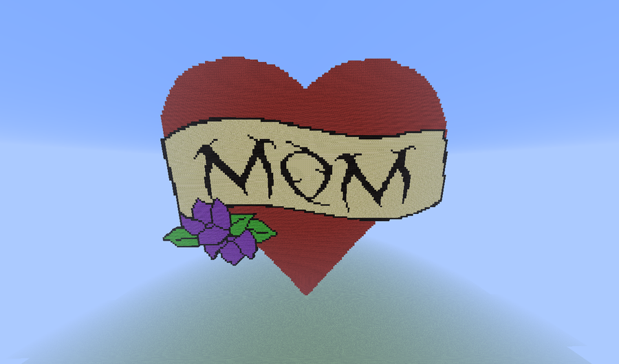 Image Result For Minecraft Mothers Day Build