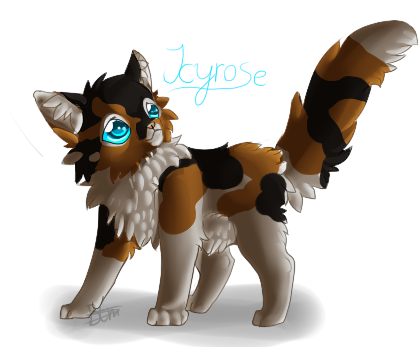 {Icyrose} No lights - Pagina 2 Icyrose_chibi_by_be_arts-d7ffg7y