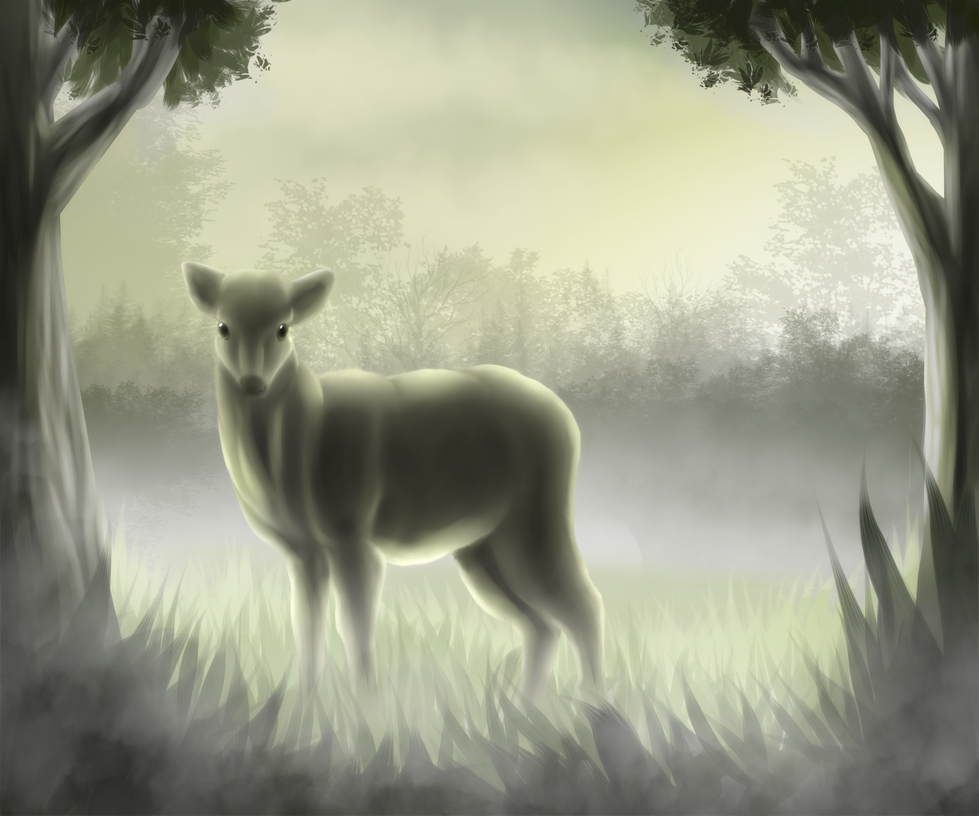 Forest Guardian by BE-arts
