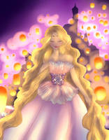 Designer Rapunzel by Andi-Tiucs