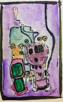 Robot no 1