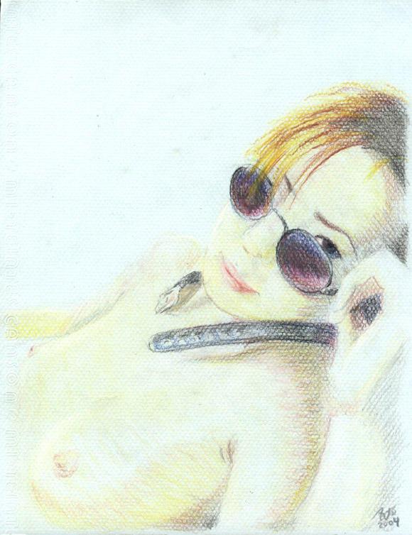 Aika Miura I by ArtL2000