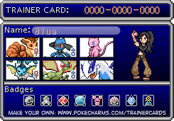 Blue's Trainer Card by Poke-Master250