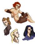 mythos sketches