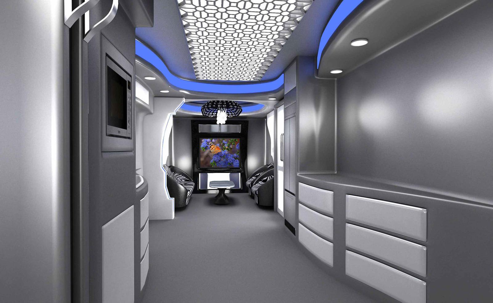 31 Fantastic Caravans Interior Pictures fakrubcom