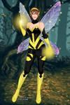 Wasp (version X-Men) - Avengers / Marvel