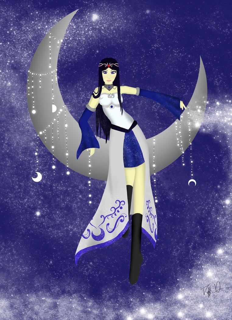 Unibrin Queen Sharila by CrystalizedNight
