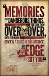 Mark Lawrence Quote Poster | 08.13