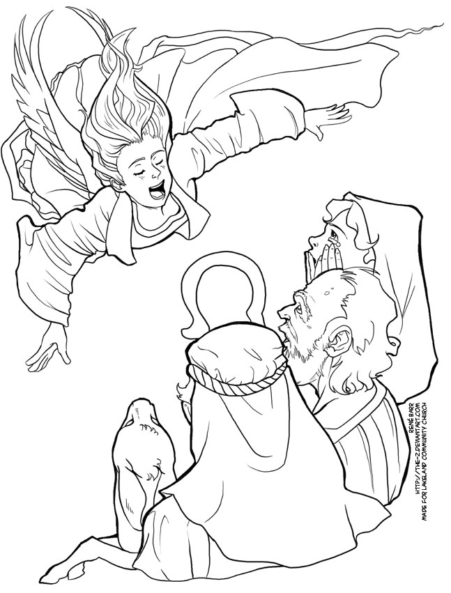 Image Result For Coloring Pages Elijah