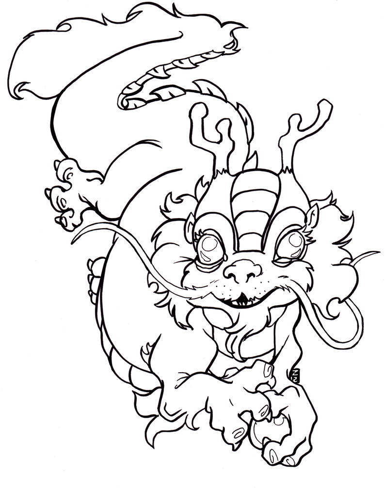 Free coloring pages chinese new year - Get Free High Quality Hd Wallpapers Chinese Art Coloring Page