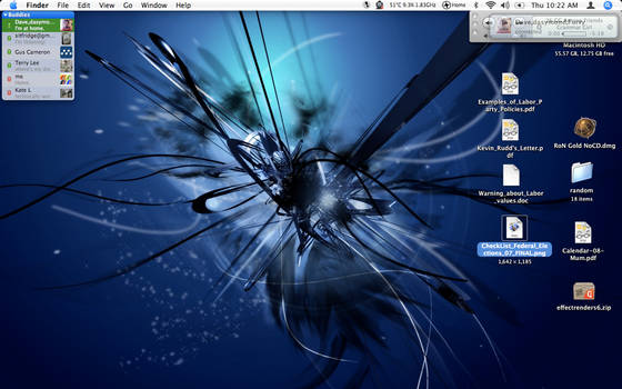 Desktop 15 Nov 2007