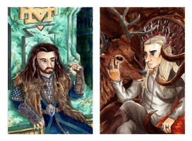The Kings of Middle Earth
