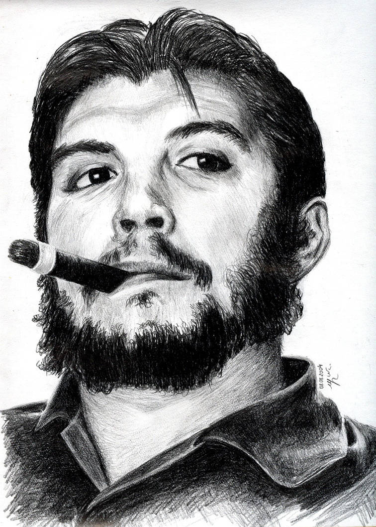 Che guevara by aghbris on deviantart
