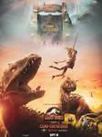 Jurassic World Camp Cretaceous Poster