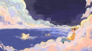 Sky of dream