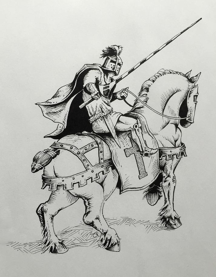 Sir Thomas Rock by Rockstaricky