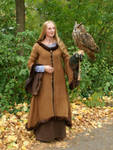 Eowyn with owl 1