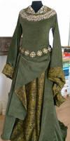 Eowyn Green Gown 1