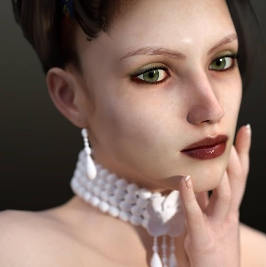 Octane-Colleen-Portrait