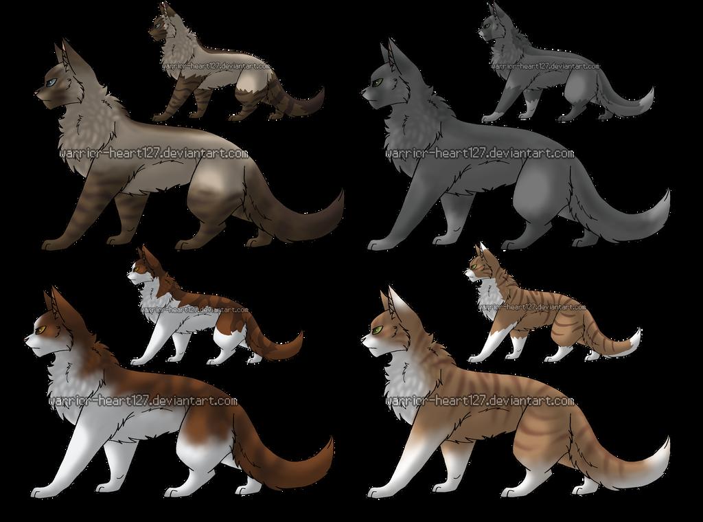 Fantasy Warrior Cat Names