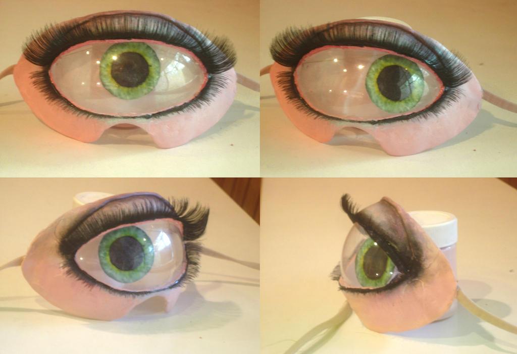 Turanga Leela Eye by sophie427 on DeviantArt Leela Costume