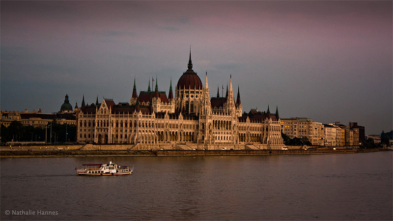 Hungarian Parliament by NathalieHannes
