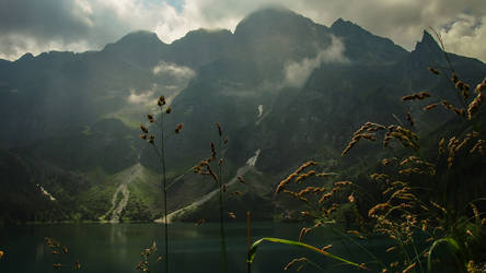 Mystic Mountain by JuicyLung