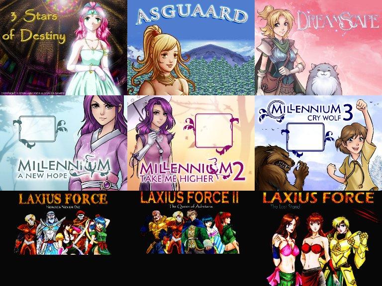 The World of Aldorlea by AldorleaGames