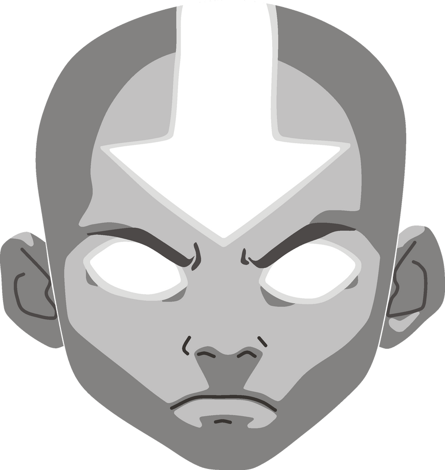 Movie Avatar State Aang: Aang In Avatar State By Leo-Chelny On DeviantArt