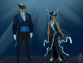 PMA Seadeep Mission: Masquerade Ball by TamHorse