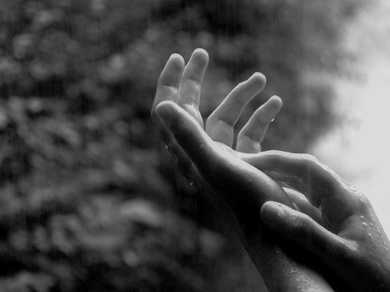 touch me like rain by JordanRobin