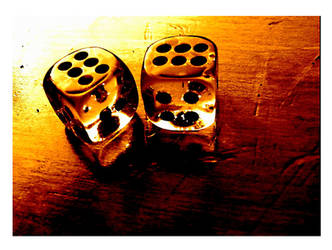 no dice by JordanRobin
