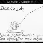 Abando 2013 - Badge Type 2 by HweiChow