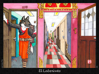 El Laberinto by HweiChow