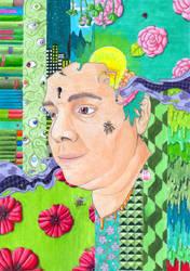 Self Portrait by HweiChow