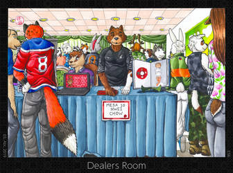 Dealers Room by HweiChow
